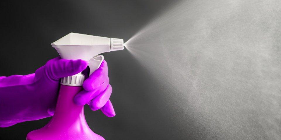 Coronavirus : le vinaigre blanc peut-il vraiment désinfecter ?