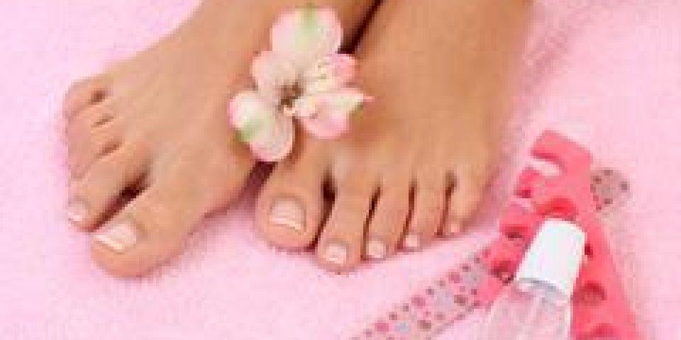 De jolis pieds... en parfaite santé