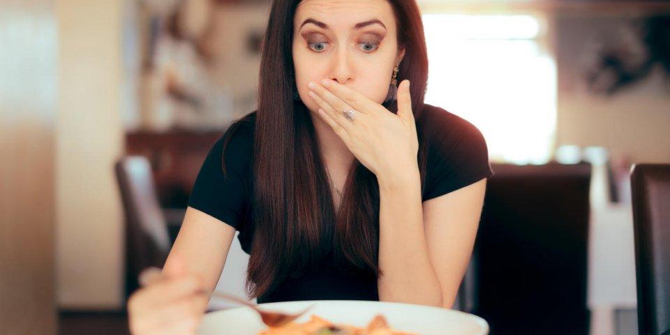 6 signes que vous êtes en train de faire une allergie alimentaire