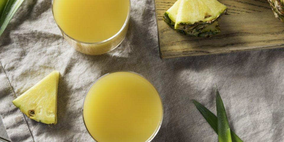 Arthrite : le jus d'ananas permettrait de soulager la douleur