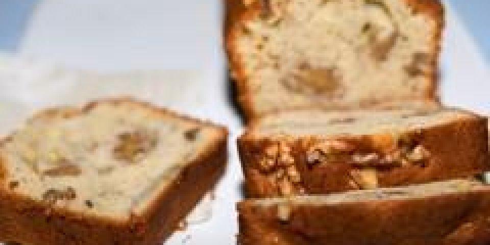 gateau noix cake diabète recette dessert