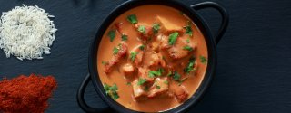 chicken tandoori masala - delicious tender chicken breast in yoghurt sauce